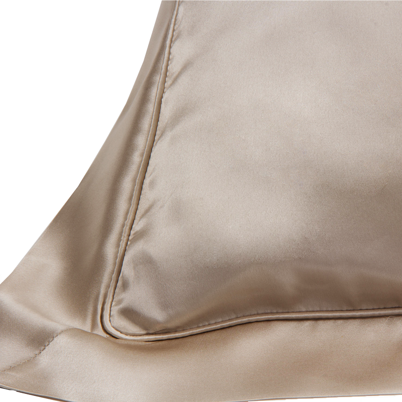 CHAMPAGNE GOLD PILLOWCASE