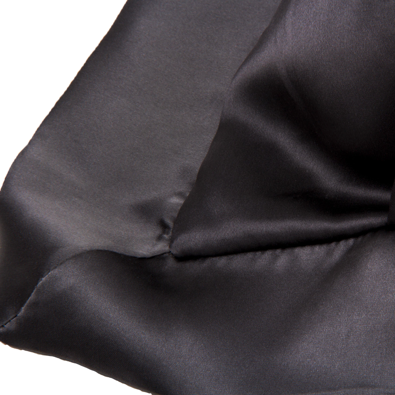 CHARCOAL GREY SILK BUNDLE