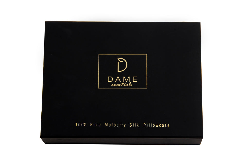 DAME ESSENTIALS CHARCOAL GREY SILK BUNDLE