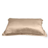 MOCHA GOLD PILLOWCASE