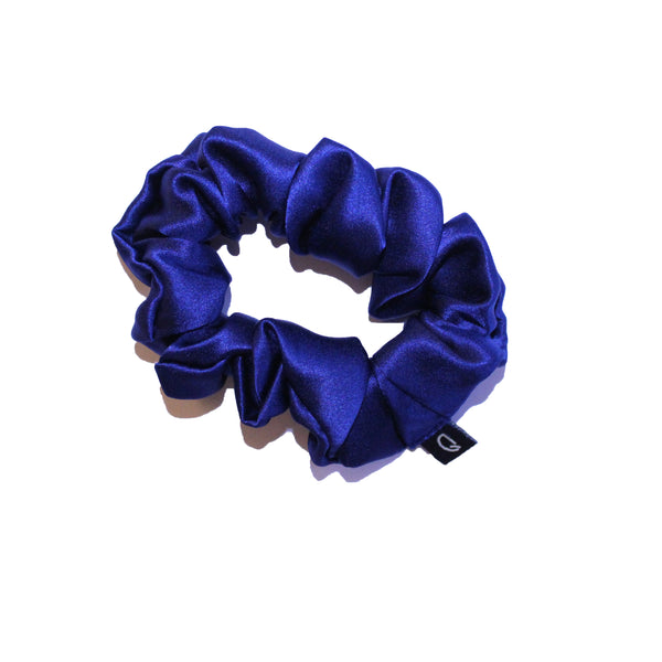 Pure Silk Scrunchies Dark Collection