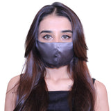 CHARCOAL GREY FACE MASK