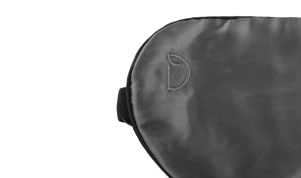 Dame Essentials Charcoal Grey Sleeping Eye Mask