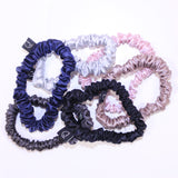 Skinny Pure Silk Scrunchies Collection