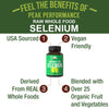 Raw Whole Food Selenium