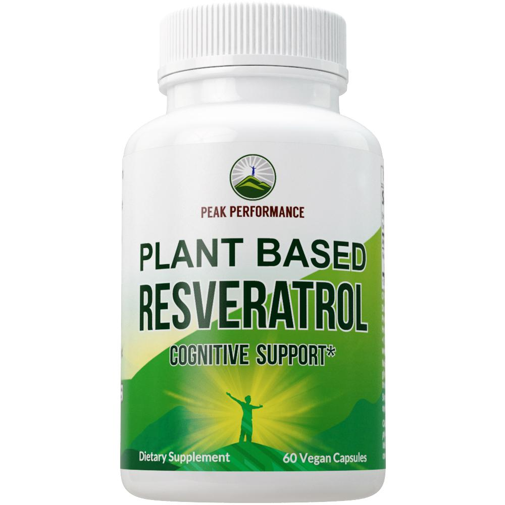 All Natural Resveratrol From Plant Extracts