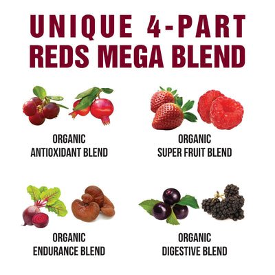 Organic REDS Superfood Powder