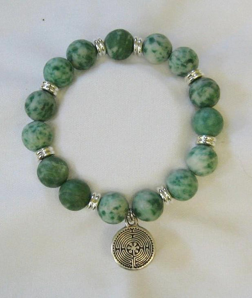 Jewelry, bracelet_Jade gemstone