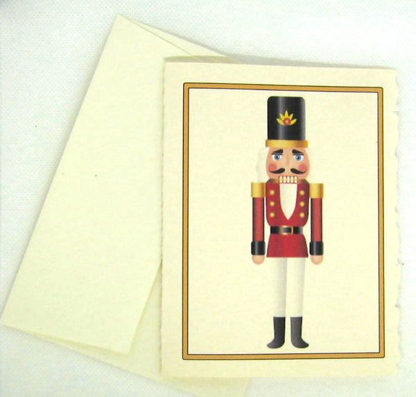 Cards, Xmas, Nutcracker