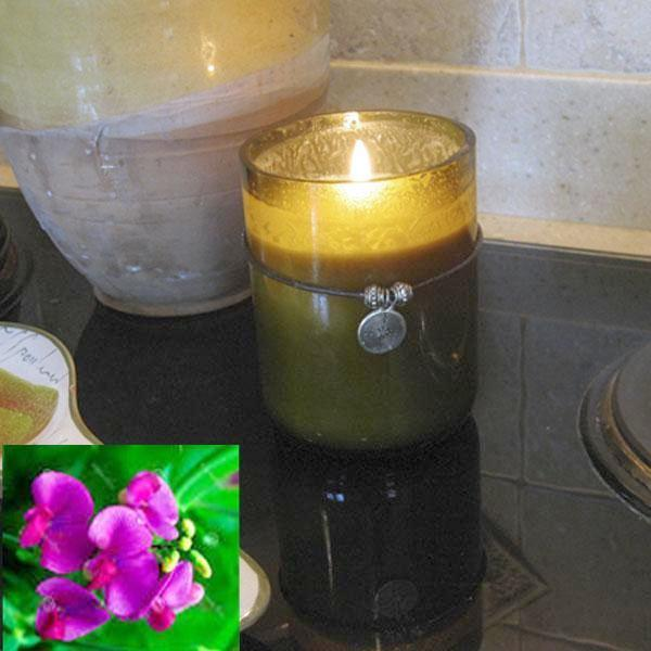 Candles, Sweat Pea Fragrance