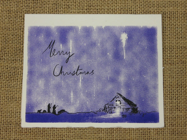 Shepherds Christmas cards (by Benjamin Hart)_5 cards per pack