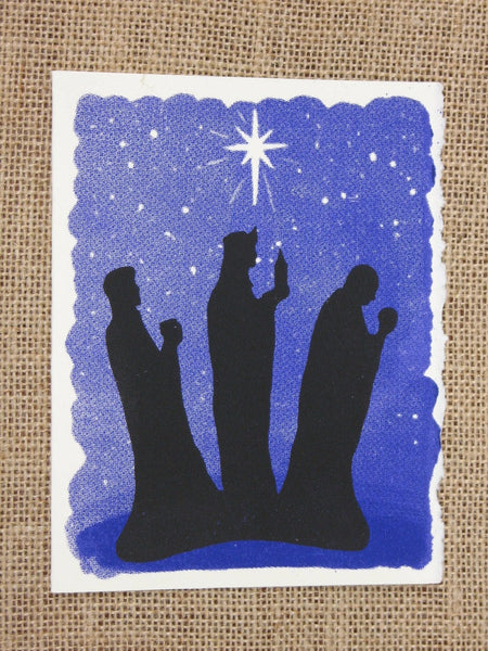 Magi Christmas cards (by Benjamin Hart)_5 cards per pack
