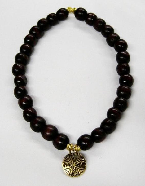 Large Wood Bead necklaces