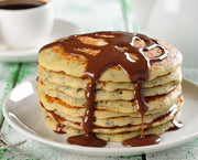 Hot Cake con Fudge de Chocolate Dark