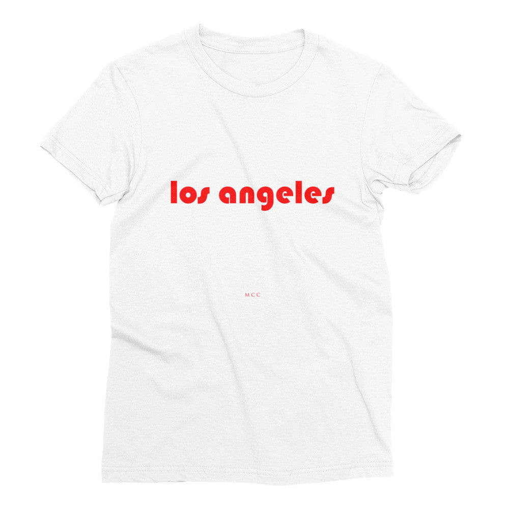 MCC los angeles (red) T