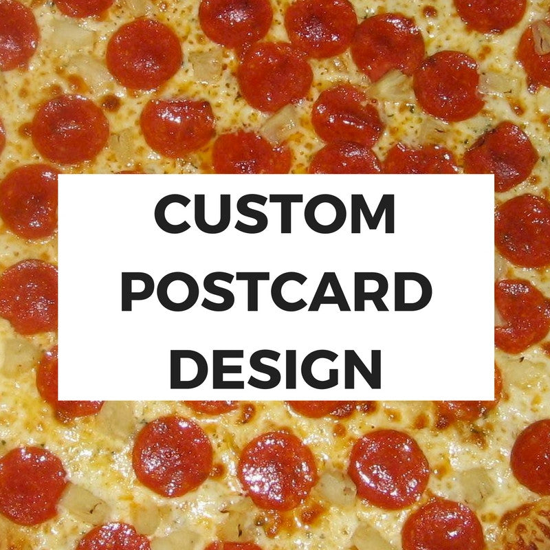 Custom Postcard Design