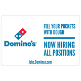 """Now Hiring All Positions"" Banner"