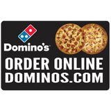 """Order Online"" Double Pizza 2'x4' Wobble Board"