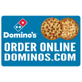 """Order Online"" Double Pizza Banner"