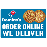"""Order Online, We Deliver!"" Banner"