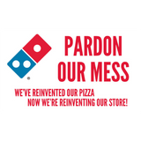 """Pardon Our Mess"" 2'x3' Wobble Board"