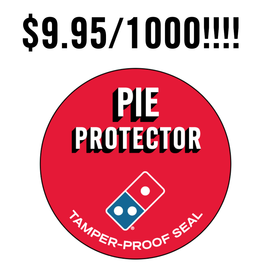 PIE PROTECTOR STICKERS