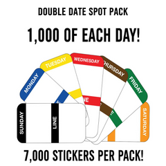 DOUBLE DATE SPOT PACK