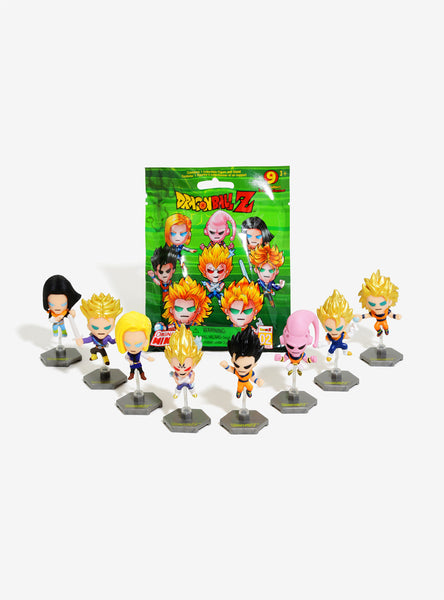 Dragon Ball Z Buildable Figure In Blind Box