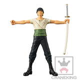 One Piece Dramatic Showcase 7th Season Vol. 1 Roronoa Zoro Figure