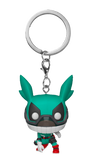 Deku in Mask POP! Keychain
