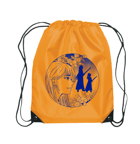 Akibento Exclusive LEGACY Drawstring Bag
