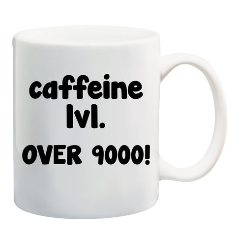 Akibento Exclusive Over 9000 Mug