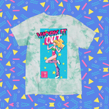 ES Work It Out Tie Dye Shirt