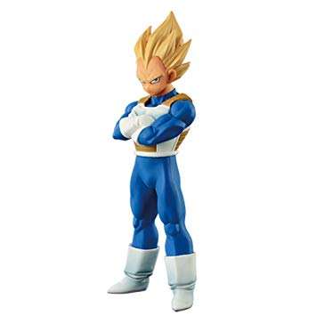 *NEW* Dragon Ball Z: Super Saiyan Vegeta Figure