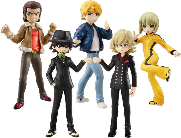 Half Age Characters Tiger & Bunny Vol.2 Blind Box