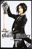 Black Butler Manga (Vol 1) Akibento Edition
