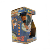 Dragon Ball Z Chrome Pint Glass Goku