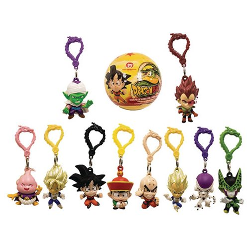 Dragon Ball Z Hanger Figures in Blind Box