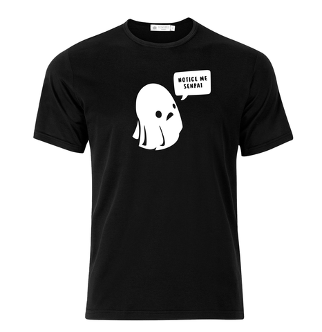 Halloween Exclusive Ghost Senpai Shirt