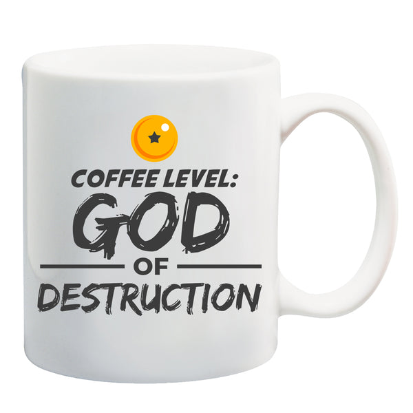 God of Destruction Mug
