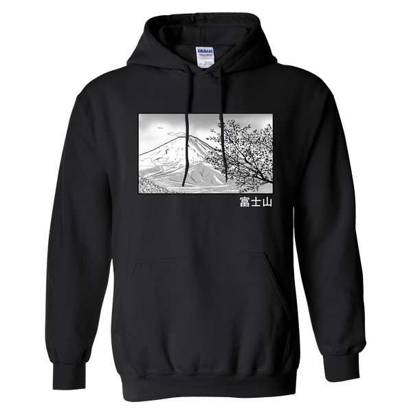 Akibento Holiday Exclusive Mt.Fuji Hoodie