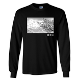 Akibento Holiday Exclusive Mt.Fuji Long Sleeves