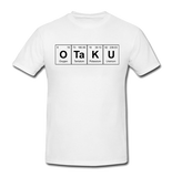 Otaku Chemical T-shirt/ White