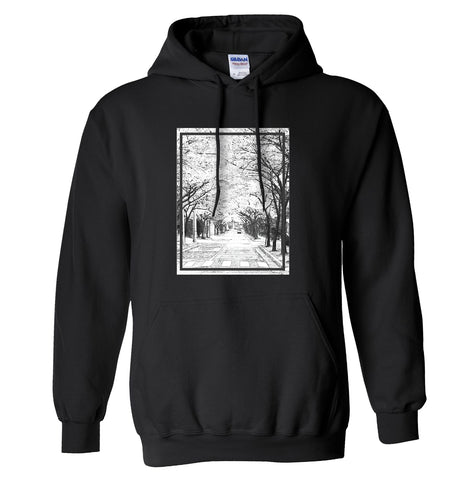 Holiday Exclusive Cheery Blossom Road Hoodie