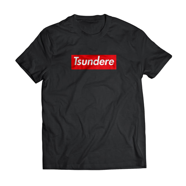 Tsundere Box Logo Shirt