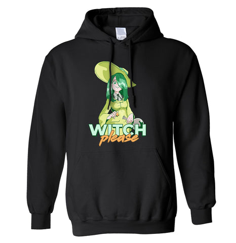 Halloween Exclusive Witch Please Hoodie