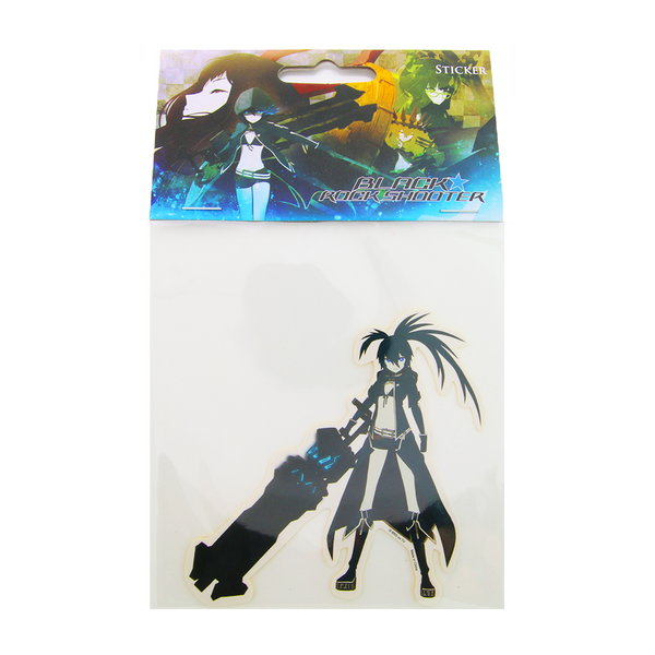 Black Rock Shooter Sticker