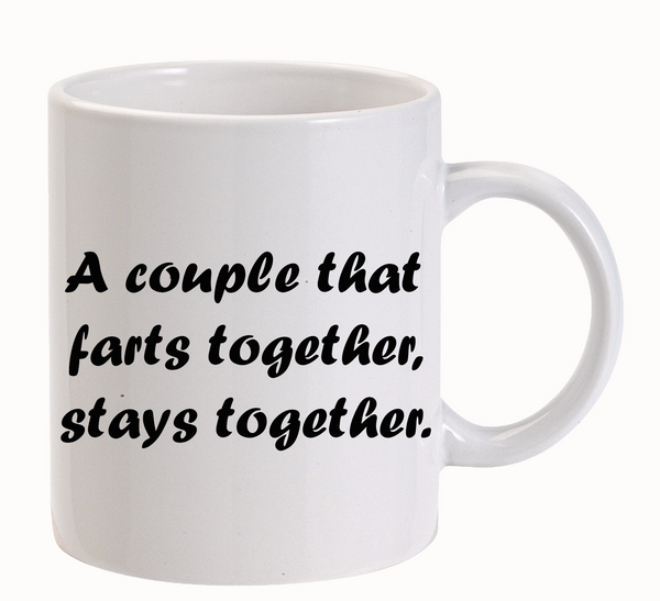 Funny Couple Mug