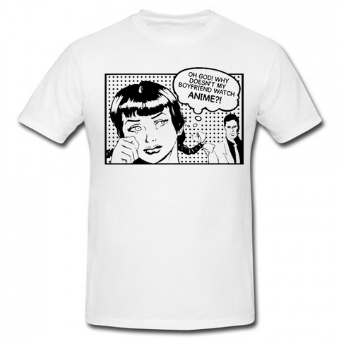 Oh God! Manga T-shirt