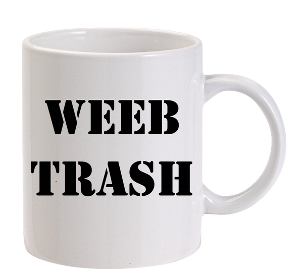 Weeb Trash Mug